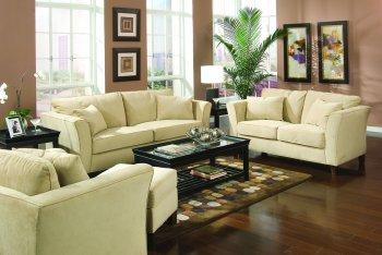 Retro Living Room Furniture on Fabric Retro Style Living Room W Flared Arms   Furniture Depot Blog